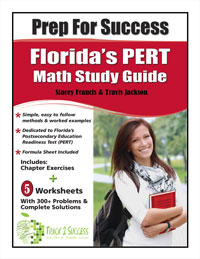 Prep for Success PERT Study Guide 2nd Edition